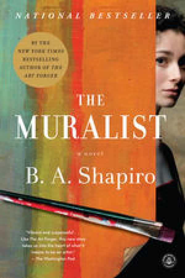 The Muralist by B. J. Shapiro