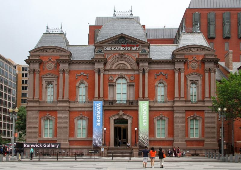 Renwick Gallery, Smithsonian Institution||