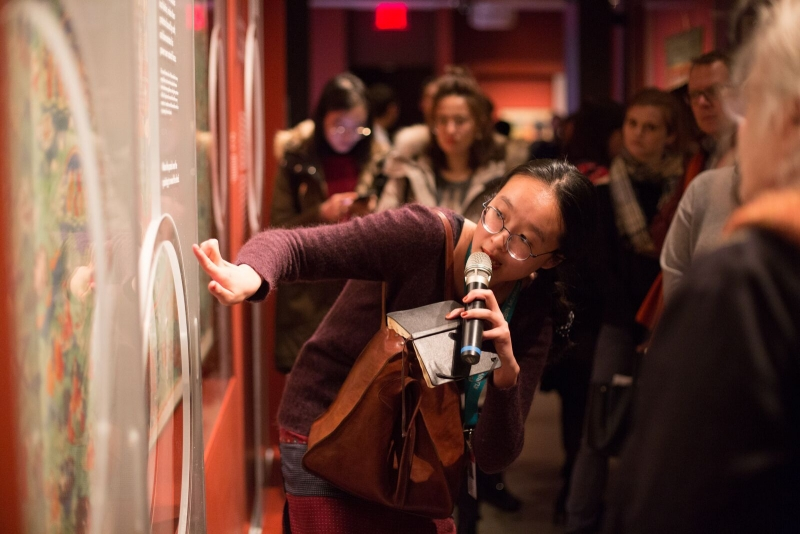 "The Rubin Museum Docents: Training for ""The Future"" (June 2018)"